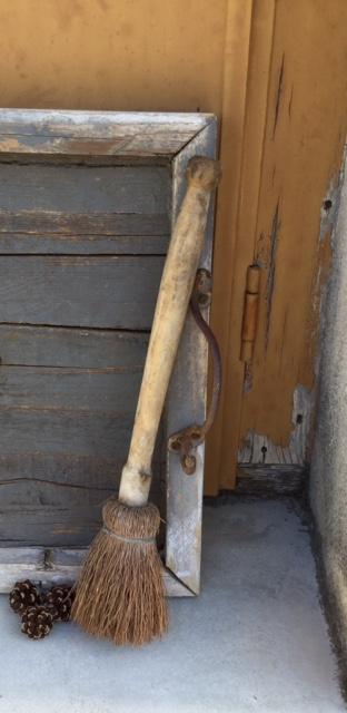 Lijmkwast, antiek uit Frankrijk