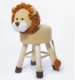 Pakket dierenkruk leeuw