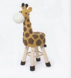 Pakket dierenkruk giraffe