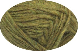 Kleur chartreuse green heather 9965