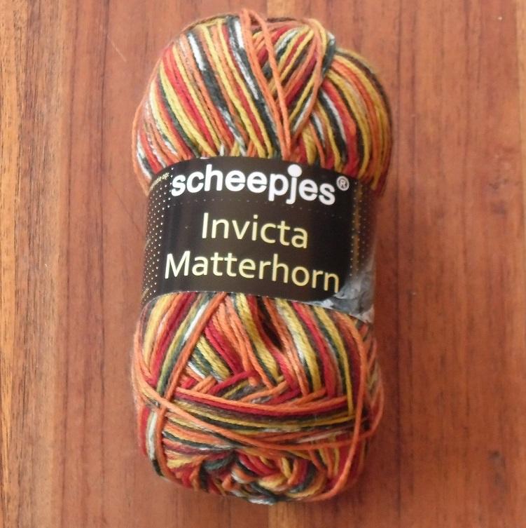 Invica Matterhorn kleur 5