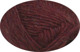 Kleur ruby red heather 9962