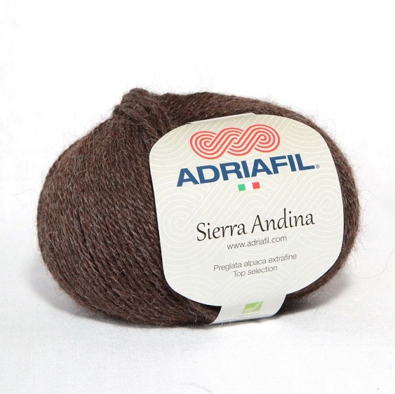 Sierra Andina 86 naturele kleur