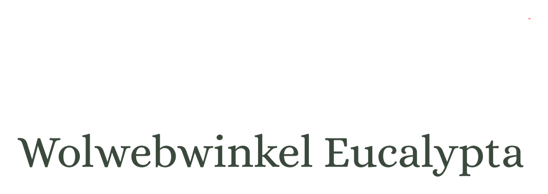 Wolwebwinkel Eucalypta
