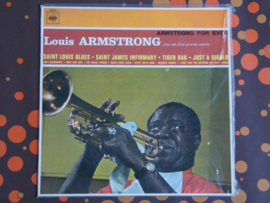 LP Louis Armstrong : Armstrong for ever