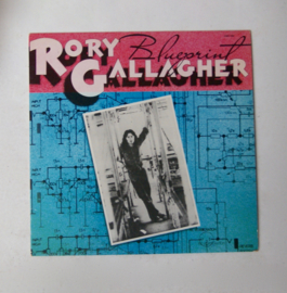 LP Rory Gallagher ; Blueprint