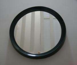 Middelgrote donkergroene spiegel
