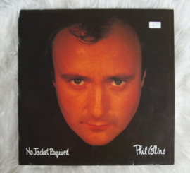 LP Phill Collins ; No jacket required