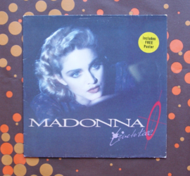 Elpee single Madonna : A live to tell
