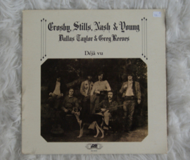LP Crosby, Stills, Nash & Young ; Déjà vu