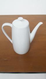 Witte koffiekan Mitterteich