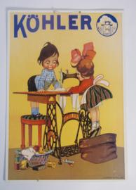 Vintage poster Köhler