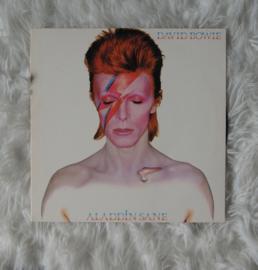 LP David Bowie : Aladdin Sane