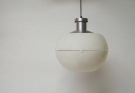 Vintage witte design hanglamp