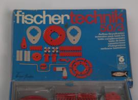 Fischer Technik aanbouwbasisdoos