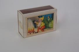 Mini blokpuzzel met sprookjes