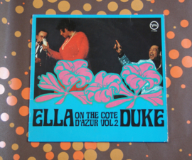 LP Ella & Duke : On the Cote d'Azur Vol.2