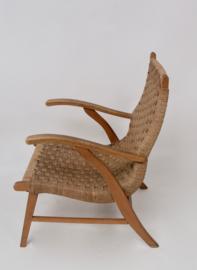 Vintage fauteuil door Bas van Pelt