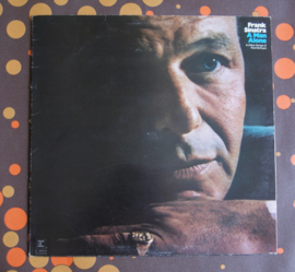 LP Frank Sinatra ; A Man Alone 1969