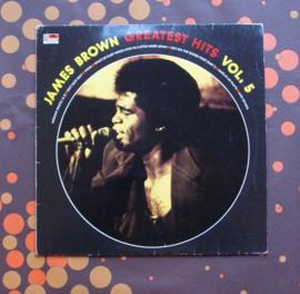 Vinyl/ Elpee James Brown Greatest Hits VOL.5