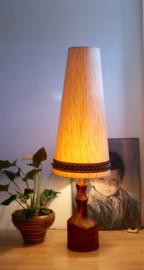Boomstam vloerlamp