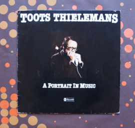 Vinyl/Elpee Toots Thielemans ; A portrait in music