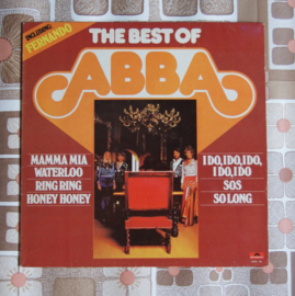 LP ABBA ; the best of ABBA