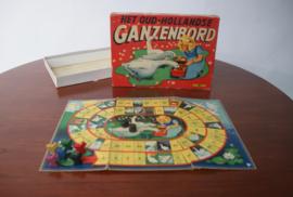Ganzenbord spel uit 1950