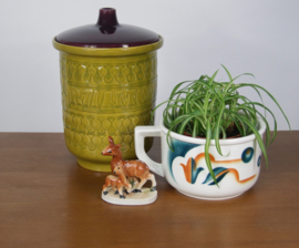 Vintage JASBA rumtopf pot