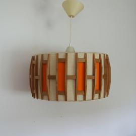 Vintage hanglamp Deens Design uit de jaren 70