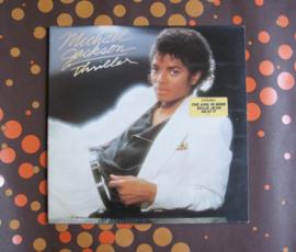 LP Michael Jackson ; Thriller