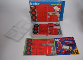 Fischer Technik Aanvuldoos