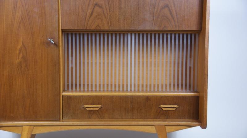 Highboard Vintage Kast Buffetkast Jaren 60 Verkocht