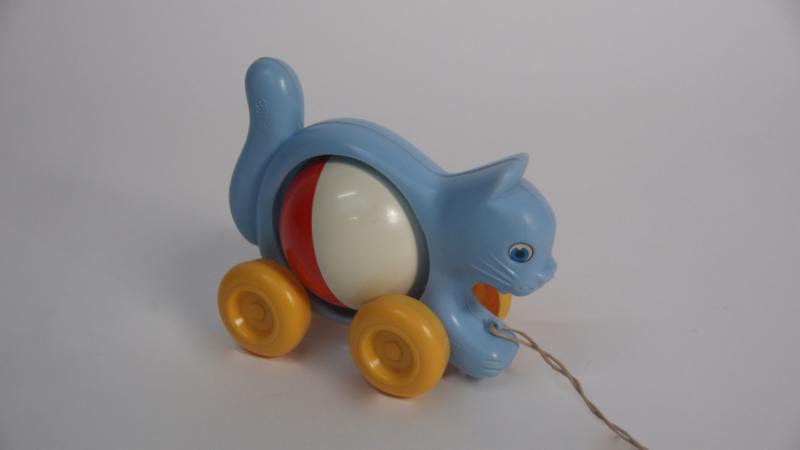 Speelgoed katje met geluid
