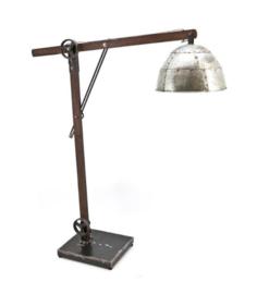 BY-BOO LAMP SOLARI HOUT / METAAL