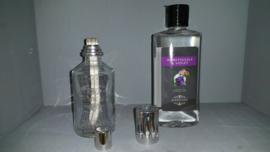 Honeysuckle & violet + oliebrander