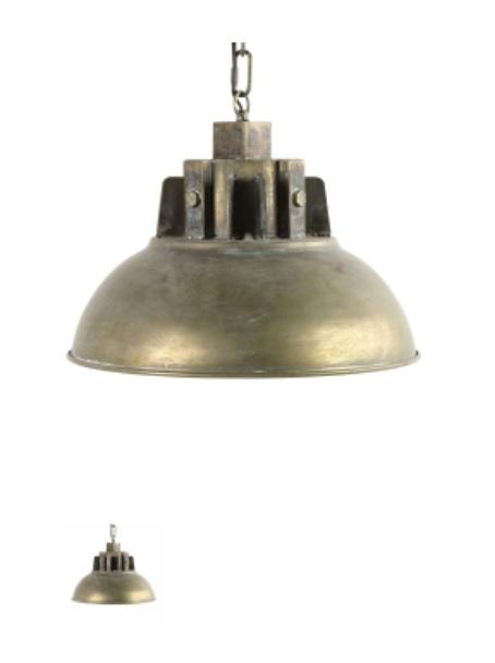 Decostar Industriële hanglamp Mattijn S Ø 41,5cm
