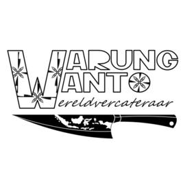 LOGO DESIGN WARUNG WANTO FOR CHEF WARUNG WANTO