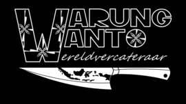 SCREENPRINTED T-SHIRT > LOGO DESIGN FOR WARUNG WANTO