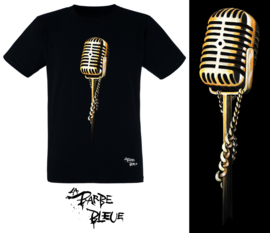GOLDEN MIC TSHIRT