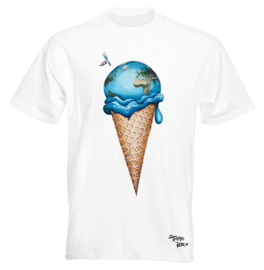 T-SHIRT EARTHCREAM