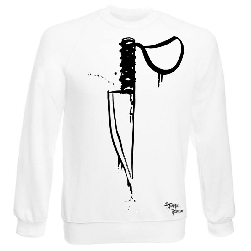 SWEATER SAMURAI CHEF KNIFE
