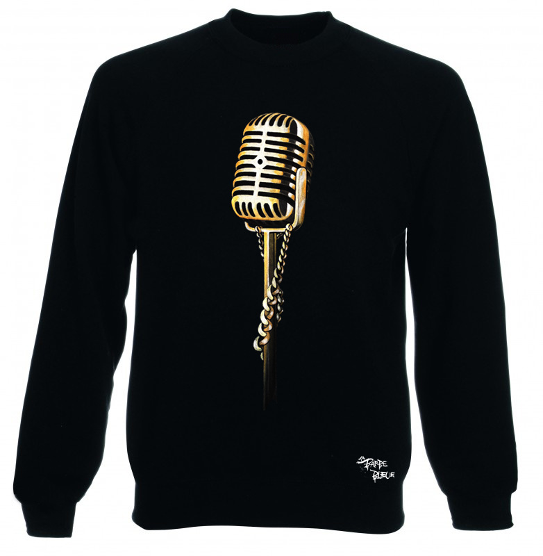 GOLDEN MIC SWEATER