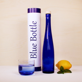 Blue Bottle water bottle