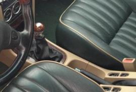 Rover 25 - Echt leder pookhoes