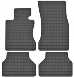 Rubber automatten BMW 5s. E60 / E61 (2003-2010)