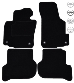 CLASSIC Velours automatten Seat Toledo III 2004-2008