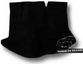 CLASSIC Velours Kofferbakmat voor Ford Fiesta Mk6 HB