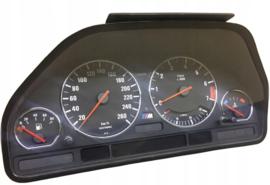 BMW E32 - Verchroomde aluminium Tellerringen