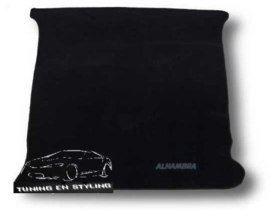 CLASSIC Velours Kofferbakmat  Seat Alhambra I 1996-2010